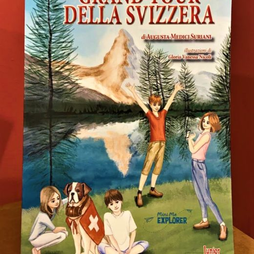 cover grand tour della svizzera