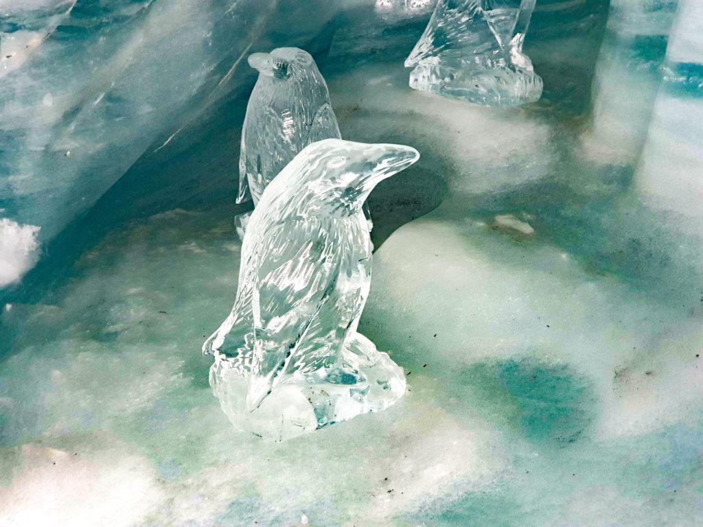 palazzo di ghiaccio jungfraujoch