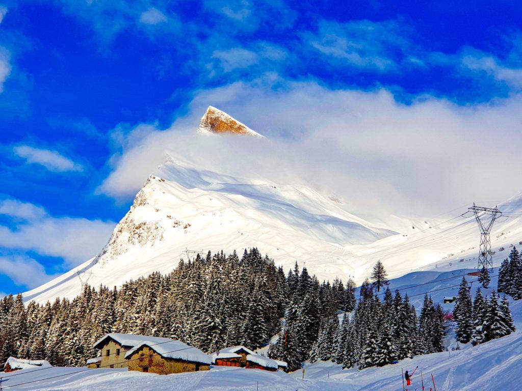 san bernardino paesaggio inverno