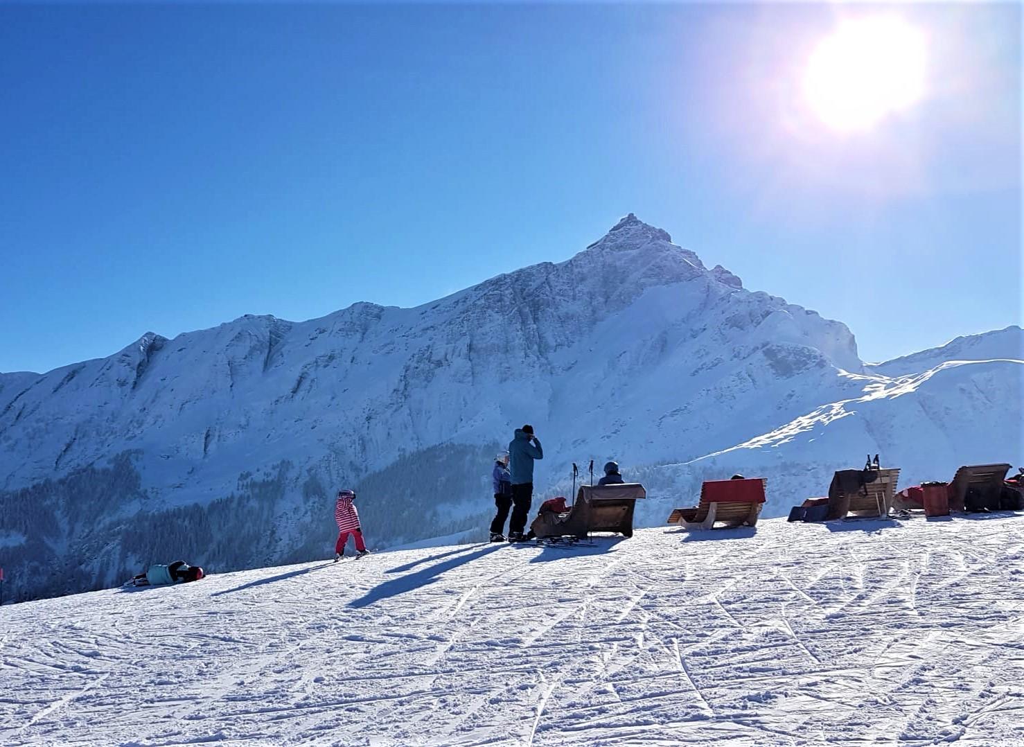 sciare tschappina