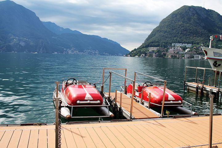 Lugano primavera estate