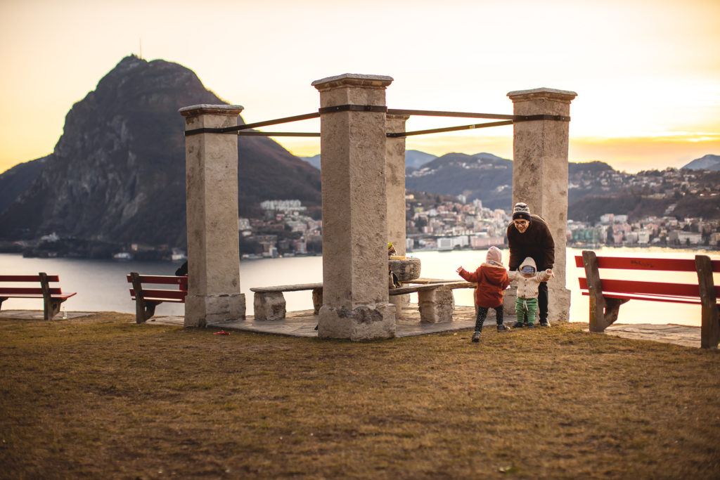 Vista San Michele, Lugano