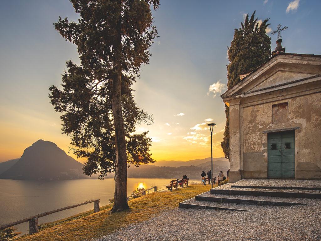 Cappella San Michele, Lugano