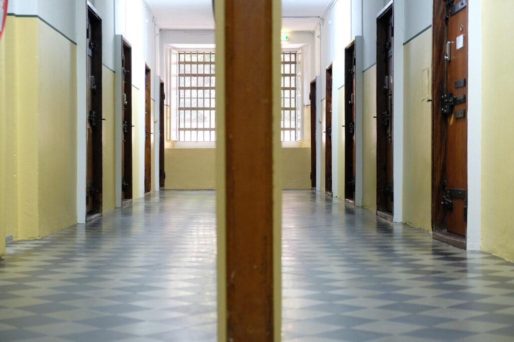 hotel prigione