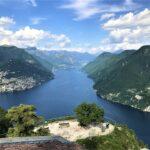 punti panoramici sul Lago di Lugano.
