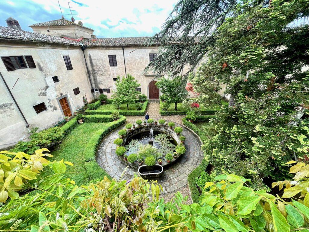 Villa Medicea di Liliano