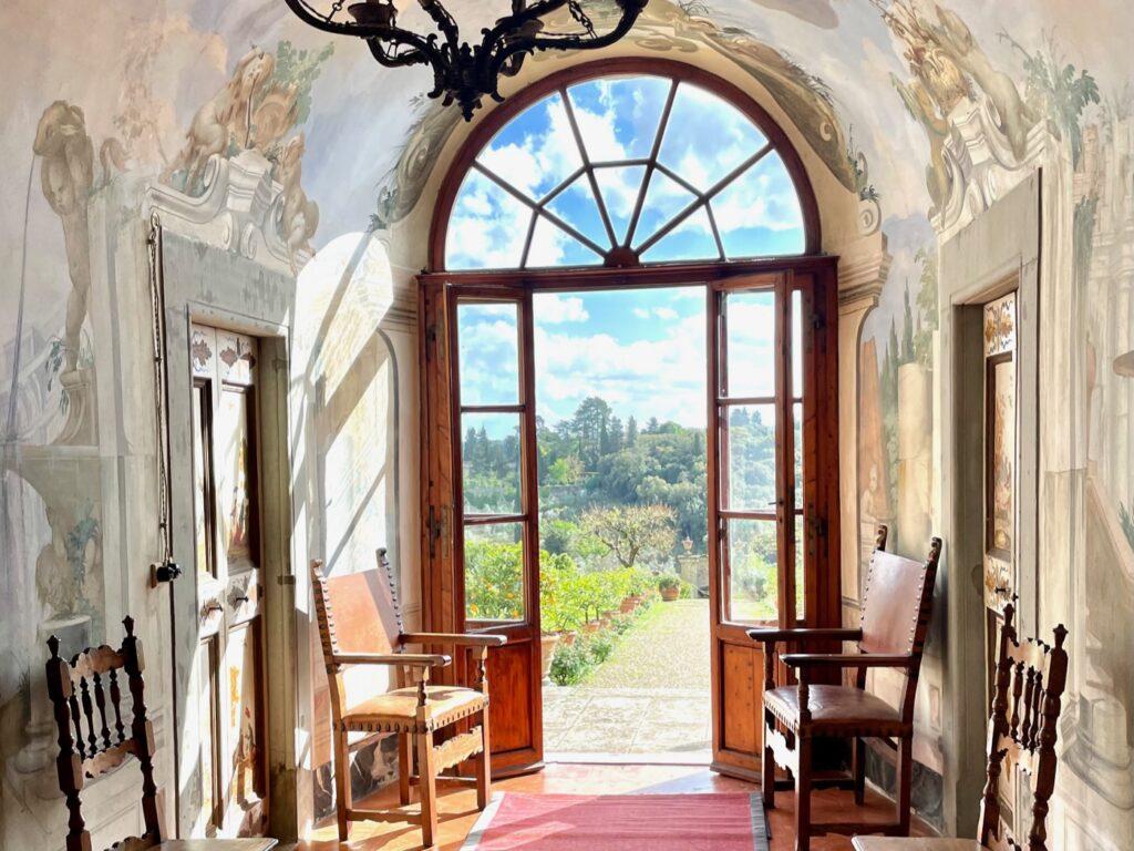 Villa Medicea di Lialiano