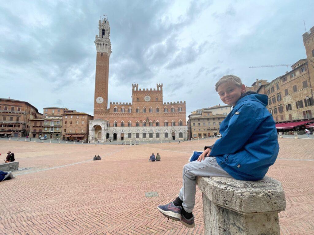 Toscana con bambini