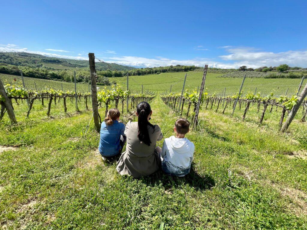 itinerario in Toscana con bambini