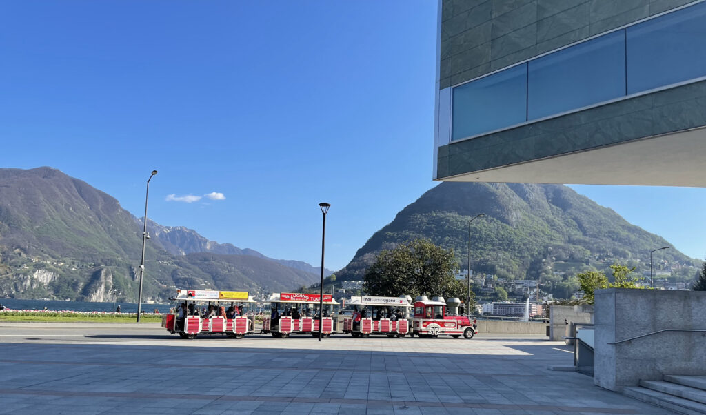 Lugano trenino