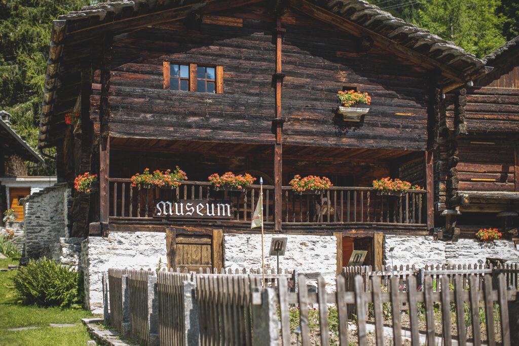 Museo Walserhaus