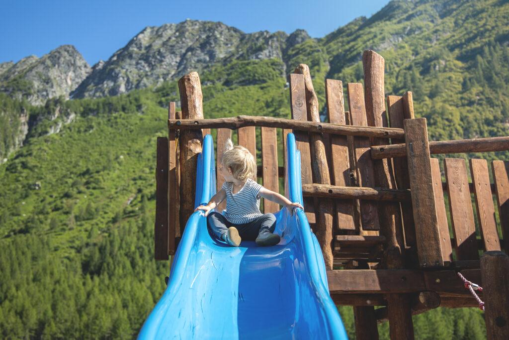 Parco giochi Bosco Gurin